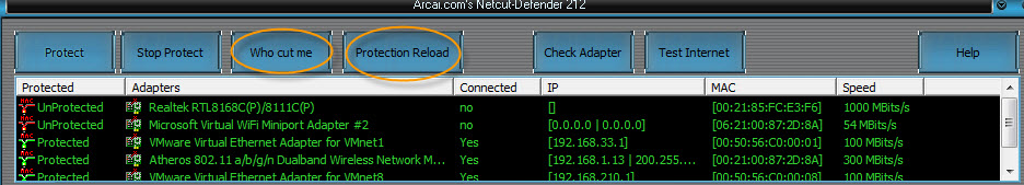 netcut 2.0